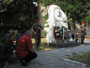 На 19 февруари пред паметника на Апостола ще има възпоменателен митинг.  Снимка gerb.bg (архив)