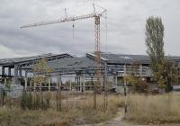Съоръжението трябва да е в завършен вид до юли. Снимка Aspekti.info (архив)