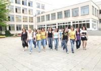 Учениците от ПГХТТ канят всички на празник в Деня на любовта. Снимка Страница на ПГХТТ във Facebook (архив)