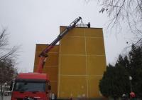 """Първата система е монтирана на покрива на детска градина """"Уилям Бароу"""". Снимка Aspekti.info"""