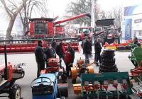 На изложбата фермерите ще намерят и широка гама машини и инвентар за земеделието и животновъдството. Снимка Международен панаир - Пловдив