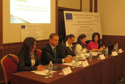 """Районният кмет Десислава Желязкова (в средата) обяви началото на дейностите по проекта.  Снимка Район """"Западен"""""""