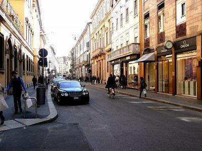 """Пловдивчани ще доловят атмосферата на световната модна улица """"Монте Наполеоне"""" в Милано."""