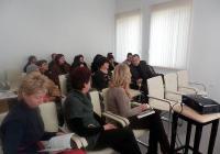 """Информационното събитие премина под мотото """"ДА работим заедно"""" Снимка ОИЦ - Пловдив"""