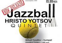 Албумът Jazzball ще бъде представен на 26 март от 19 часа в Първо студио на Радио Пловдив.