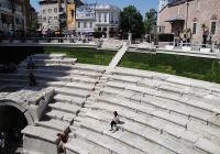 Пловдив се представи в Берлин с рекламни материали за богатото културно наследство и културния календар на града. Снимка ©Aspekti.info (архив)