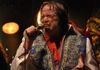 Карлос Гутиерес е имитатор на Елвис от Буенос Айрес.