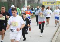 Стартът ще бъде даден точно в 9 часа на 31 март. Снимка Община Пловдив (архив)