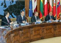 Представители на 15 държави се включиха във форума в Букурещ.