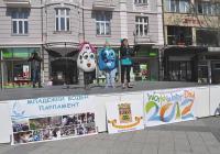 """В инициативата, която ще започне от 10.30 часана пл. """"Стефан Стамболов"""" №1 и ще продължи до12.30 часа, ще се включат деца и младежи от различни учебни заведения в града."""