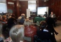 Близо 50 души се включиха в информационния форум. Снимка ОИЦ - Пловдив