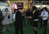 Елио Васено преряза лентата за откриването на фестивала.