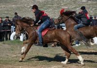 Мераклиите се впуснаха в изключително емоционални конни състезания в няколко дисциплини. Снимка © Маргарита ЖИЛОВА
