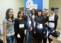 Ученици от Националната търговската гимназия и Професионалната гимназия по хранителни технологии и техника влязоха за един ден в ролята на реални мениджъри в офиса на Областен информационен център – Пловдив