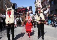 """Традиционното Дионисиево шествие за пореден път ще вдигне градуса на настроението за """"Винария"""".  Снимка Международен панаир"""
