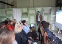 Хората получиха информация за актуални процедури за кандидатстване с проекти по оперативните програми. Снимка ОИЦ - Пловдив
