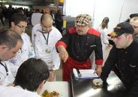 Ути Бъчваров отново ще бъде водещ на състезанията за Националната кулинарна купа, които ще се проведат на 19 и 20 април в Пловдив.  Снимка Международен панаир - Пловдив