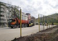 Реновирането на площадката е пред финал. Снимка © Aspekti.info