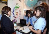 Всяка година над 4000 младежи се подготвят в тренировъчните фирми у нас, а голяма част от тях намират работа в реалния бизнес. Снимка Международен панаир - Пловдив
