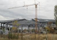 През юли фасадата ще бъде окончателно завършена. Снимка © Aspekti.info (архив)