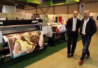 """""""Принтком"""" показва най-новите технологии, оборудване и материали за печатарската и издателската дейност, рекламата и опаковките. Снимка Международен панаир - Пловдив"""