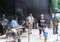 Милена дойде на фестивала с четиригодишната си дъщеричка Куин.