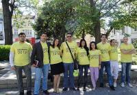 В организацията на феста се включват представители на всички висши училища в Пловдив. Снимка © Aspekti.info