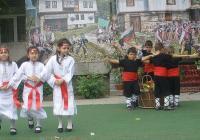 """Децата показаха майсторство, на което могат да завидят и професионални танцьори. Снимка Район """"Източен"""""""