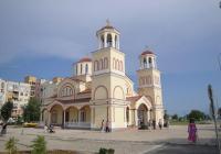 Строителството на храма продължи близо година. Снимка Aspekti.info