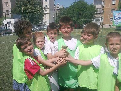 "Купите бяха спечелени от отборите на ОУ ""Христо Ботев"""
