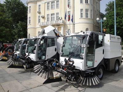 Машините са на обща стойност 780 хил. лева без ДДС.  Снимка © Aspekti.info