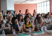 """Участниците и организаторите на педагогическия форум са напът да го превърнат в традиция. Снимка <a href=""""http://www.assenovgrad.com"""">Община Асеновград</a>"""