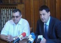 Кръстьо Белев и Иван Тотев очертаха целите и мащабите на форума. Снимка Aspekti.info