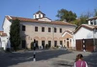"""Реставрираната църква """"Св. Иван Пусти"""" край Враца"""