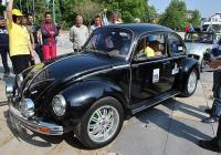 Пловдив има традиции в домакинството на дефилета на ретро автомобили. Снимка Община Пловдив (архив)