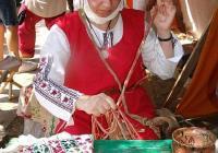Майсторите ще пресъздадат епохата на Второто българско царство. Снимка Елена ГРАМАТИКОВА