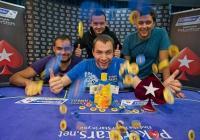 Зографов е първият победител в международен покер турнир у нас.  Снимка podtepeto.com