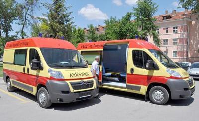 "Две съвременно оборудвани нови линейки получи УМБАЛ ""Свети Георги"" - Пловдив."