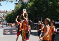 Стрийтболът е чудесна възможност за спортуване и не изисква кой знае каква материална база. Снимка dimitrovgrad.bg (архив)