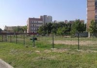 """Всяко от съоръженията е с площ 1200 кв. м. Снимка Район """"Източен"""""""