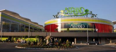 """""""Странд"""" е първият в България лайфстайл център на открито.  Снимак """"Странд Бургас"""""""