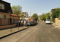 """Половината пари от гаражите са вложени в благоустройството на района на улиците """"Русе"""" и """"Димитър Страшимиров""""."""