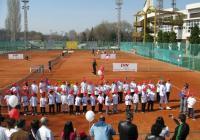 """Над 80 деца се включиха в детския тенис празник на кортовете на """"Локомотив"""" - Пловдив."""