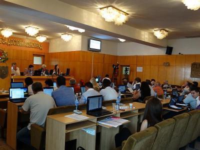 Общинските съветници гласуваха промените на сесията си на 10 юли.  Снимка Община Асеновград