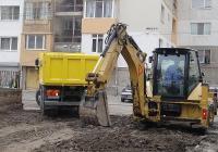Строителството е сред отраслите, където работодателите най-често злоупотребяват с правата на работниците, твърдят от ОРСС. Снимка © Aspekti.info (архив)