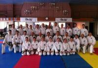 Пловдив бе домакин на семинар по таекуондо, воден от град мастър Ким - 9-и дан, на 16 и 17 февруари.