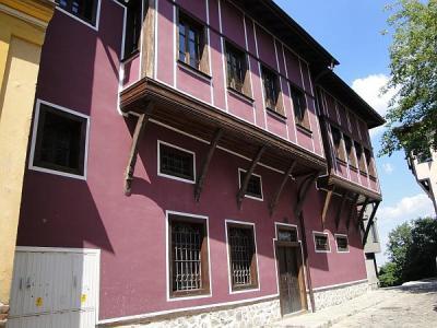 Сградата е един от най-старите шедьоври на пловдивската възрожденска архитектура.  Снимка © Aspekti.info