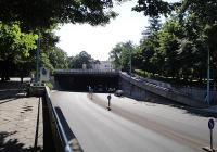 Движението на превозни средства в участъка е възстановено. Снимка © Aspekti.info (архив)
