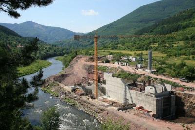 Проектът е резултат от публично-частно партньорство между италианска фирма и община Своге.  Снимка geotechmin.com (архив)