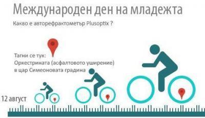 Всеки може да се запише за участие във велошествието, което започва в 17.30 часа в Цар-Симеоновата градина.